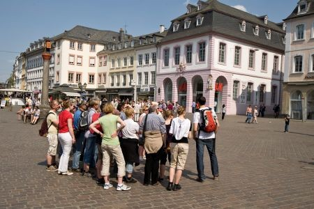 City Walking Tour Trier (75 Min.)