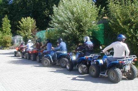 Quad Onroad Tour