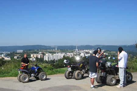 Quad Tour Trier